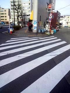 20150228ラーメン二郎三田本店(その1)