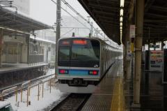 2014 0208中野駅1
