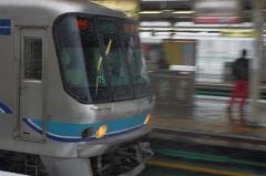2014 0208中野駅2