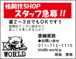 k-world求人広告