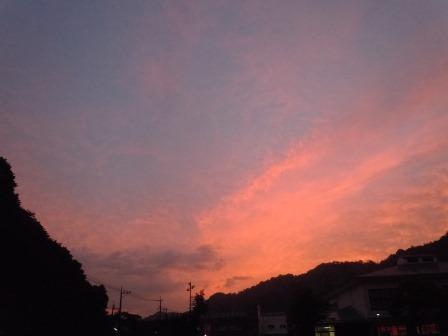 夕景1(2015-07-10)