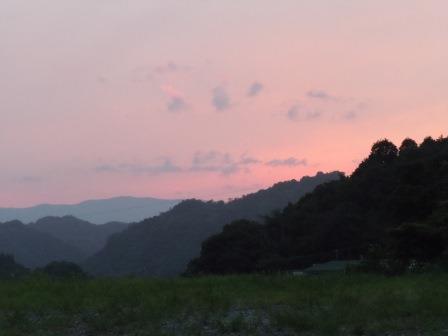夕景4(2015-07-10)
