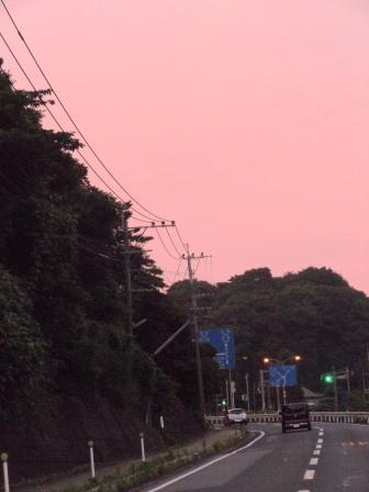 夕景5-3(2015-07-10)
