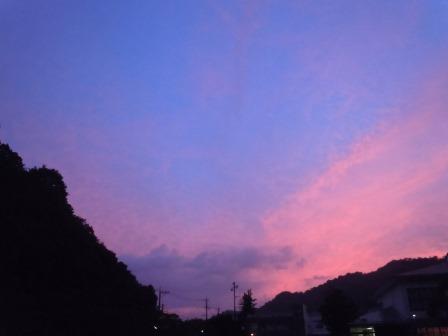 夕景9(2015-07-10)