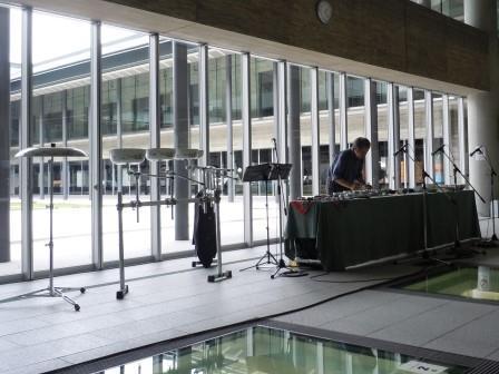 九州歴史資料館碗琴コンサート4(2015-07-05)