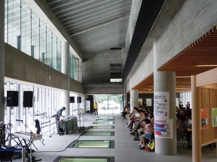 九州歴史資料館碗琴コンサート6(2015-07-05)