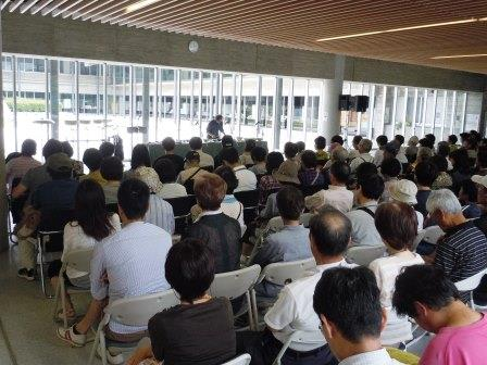 九州歴史資料館碗琴コンサート3(2015-07-05)