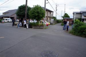 狭山事件現地6月6日