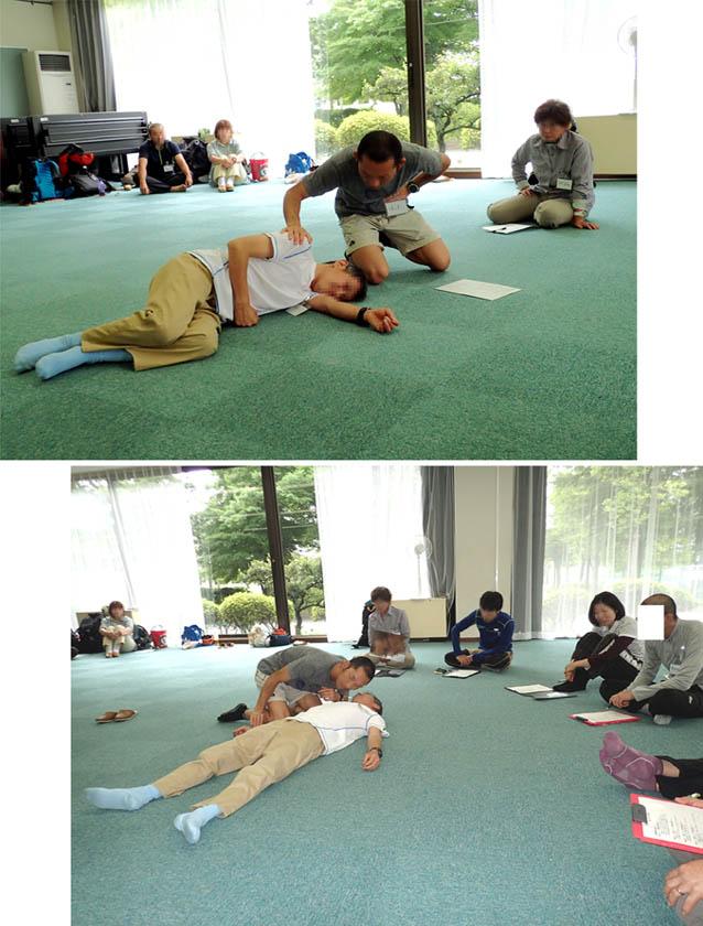 救護講習(1)