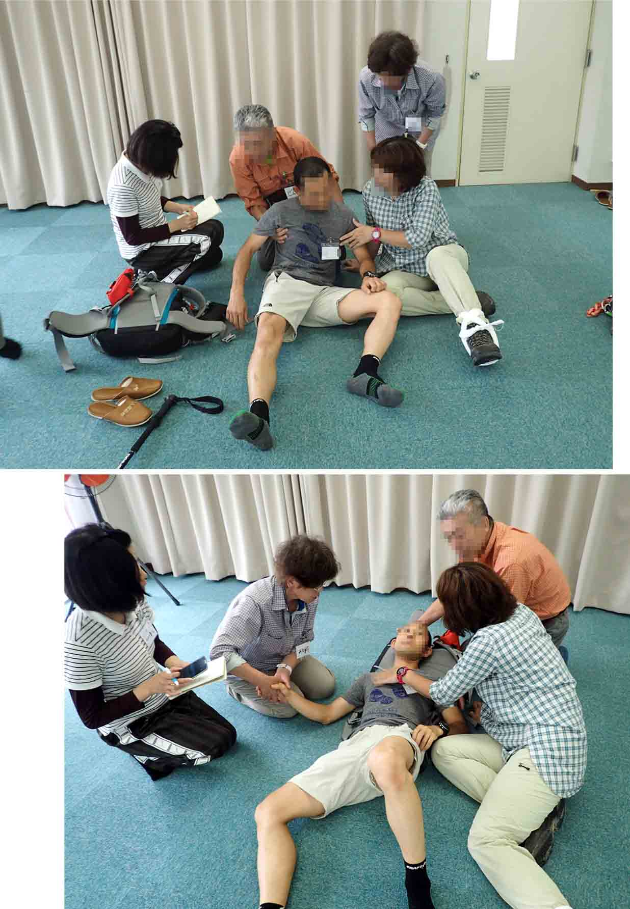 救護講習(7)