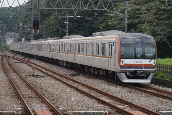 2015-07-29 メトロ10113F 快速急行飯能行き 1701レ