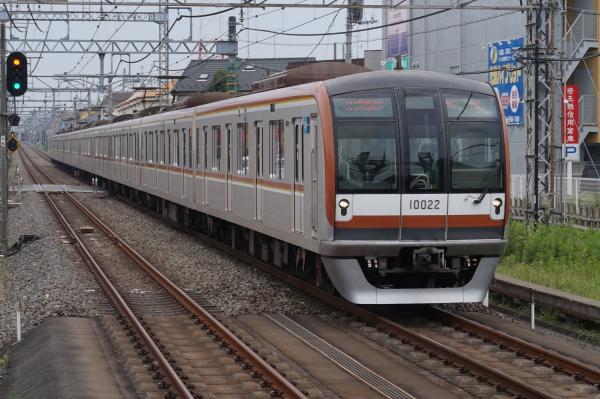 2015-07-29 メトロ10122F 快速急行飯能行き 1705レ