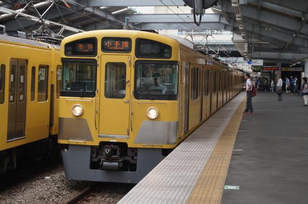 2015-07-29 西武2097F 各停小手指行き1 5209レ