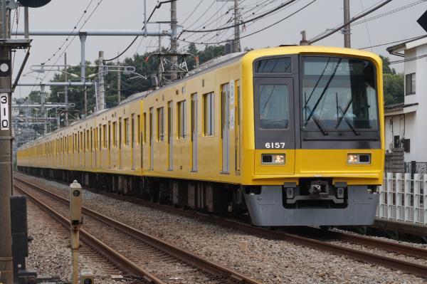 2015-07-29 西武6157F 試運転1