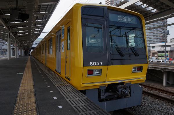 2015-07-29 西武6157F 試運転3