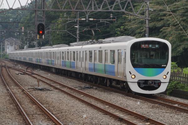 2015-07-29 西武30103F 急行飯能行き 2127レ