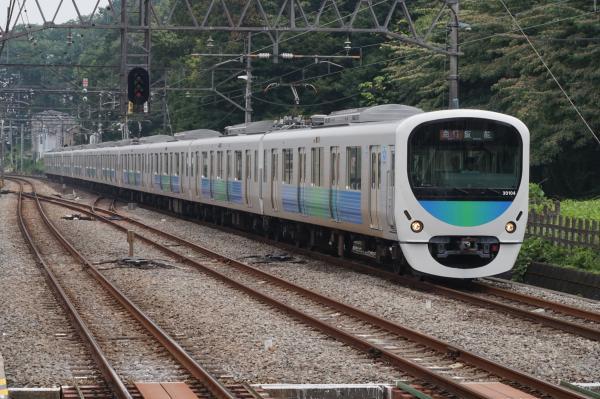 2015-07-29 西武30104F 急行飯能行き 2129レ