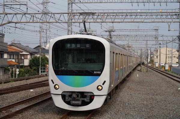 2015-07-29 西武32102F+38104F 準急飯能行き 4145レ