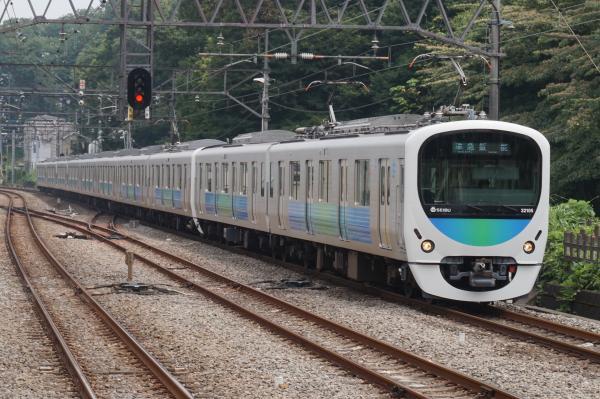 2015-07-29 西武32105F+38109F 準急飯能行き 4125レ