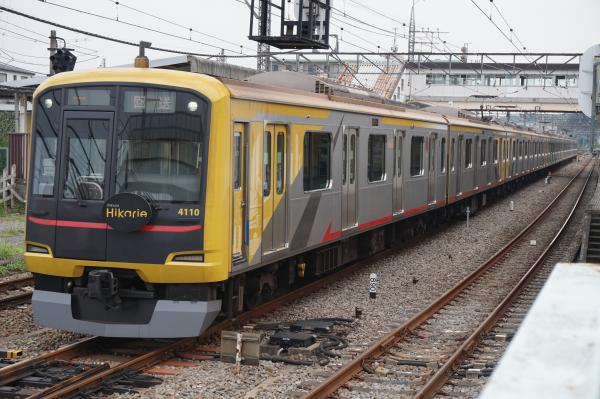 2015-07-29 東急4110F 回送2