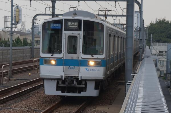 2015-07-30 小田急1755F 区間準急唐木田行き1
