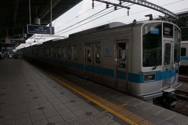 2015-07-30 小田急1755F 区間準急唐木田行き2