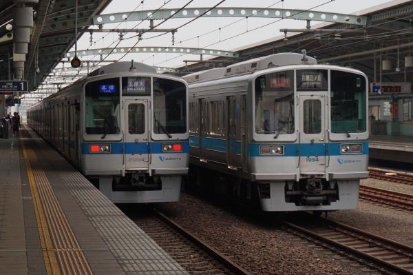 2015-07-30 小田急2054F 1254F+1054F