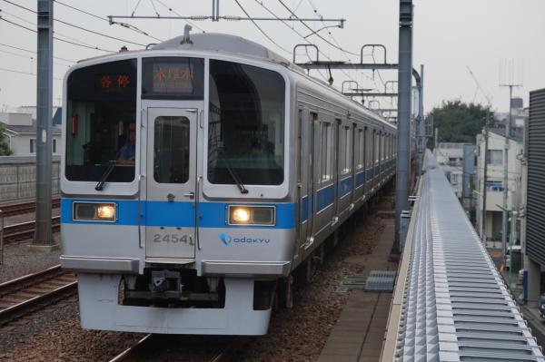 2015-07-30 小田急2054F 各停本厚木行き1