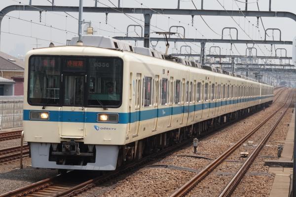 2015-07-30 小田急8256F+8056F 急行小田原行き