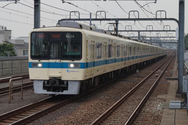 2015-07-30 小田急8258F+8058F 快速急行小田原行き