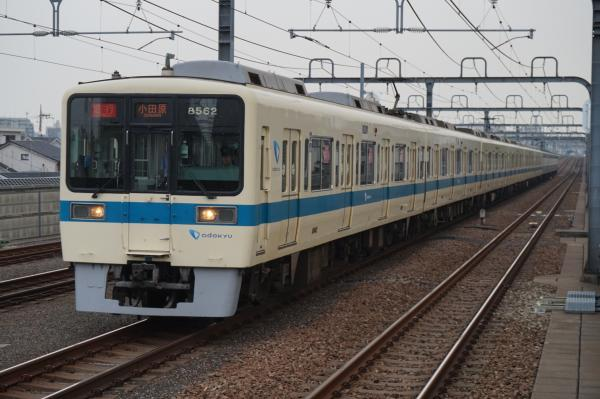 2015-07-30 小田急8262F+1065F 急行小田原行き1