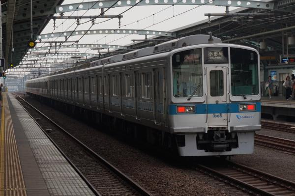 2015-07-30 小田急8262F+1065F 急行小田原行き2