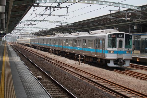 2015-07-30 小田急8262F+1065F 急行新宿行き