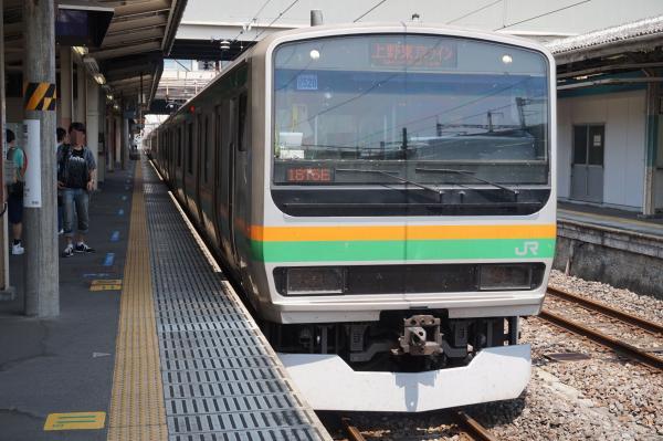 2015-08-05 上野東京ラインE231系ヤマU528編成