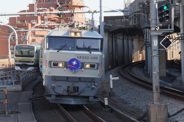 2015-08-06 EF510‐509牽引 カシオペア