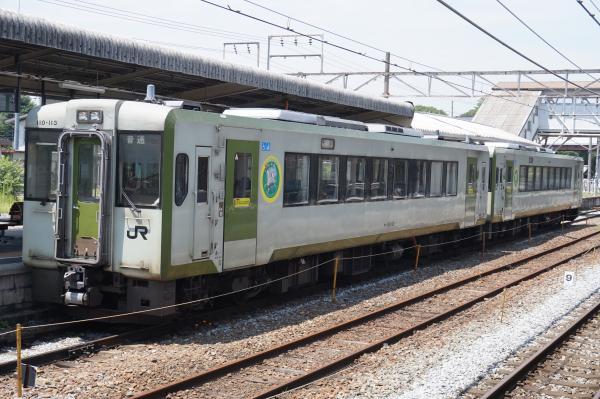 2015-08-06 小海線キハ110系