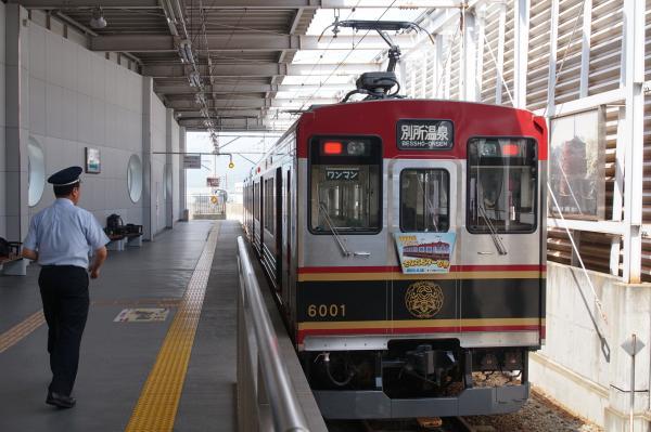 2015-08-06 上田電鉄6000系 別所温泉行き