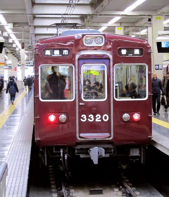阪急3300系