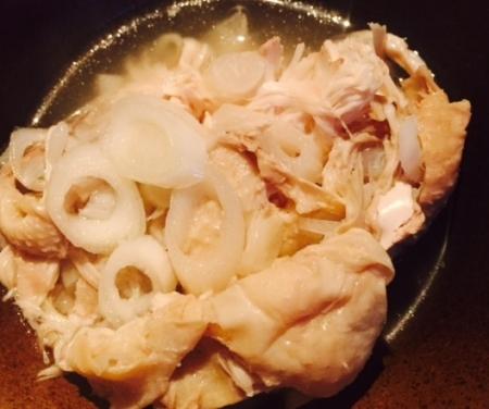 高円寺キムチの参鶏湯8