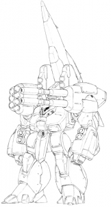 原稿AMX-102(対空キャノン)