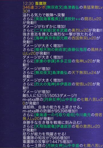 最大ダメージ-覇天軍