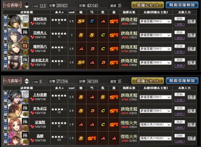 防御部隊1