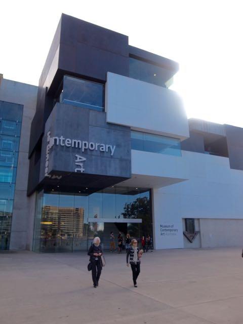 シドニー現代美術館 - 1