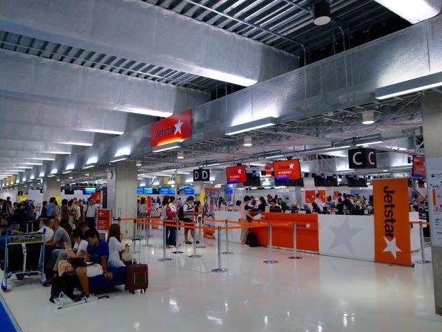 成田空港 ジェットスター - 1 (5)