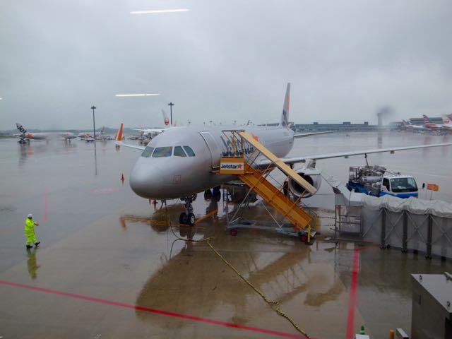 成田空港 ジェットスター - 1 (6)