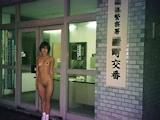 日本女性 露出ヌード画像 14