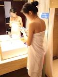 中国の女優 プライベートヌード画像 1