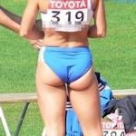 女子陸上選手のセクシー画像特集