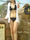 巨乳韓国素人女性 野外露出ヌード画像 1