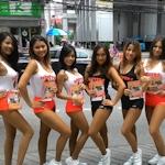 Hooters(フーターズ)がタイのバンコク・パタヤ・サムイに出店